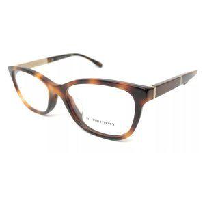Burberry Unisex Light Havana Eyeglasses!